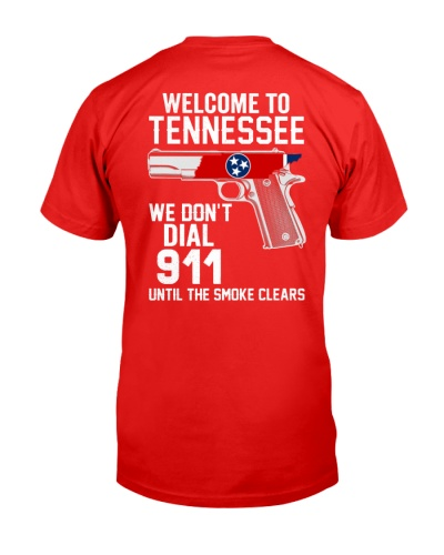 Welcome to Tennessee We don't dial 911