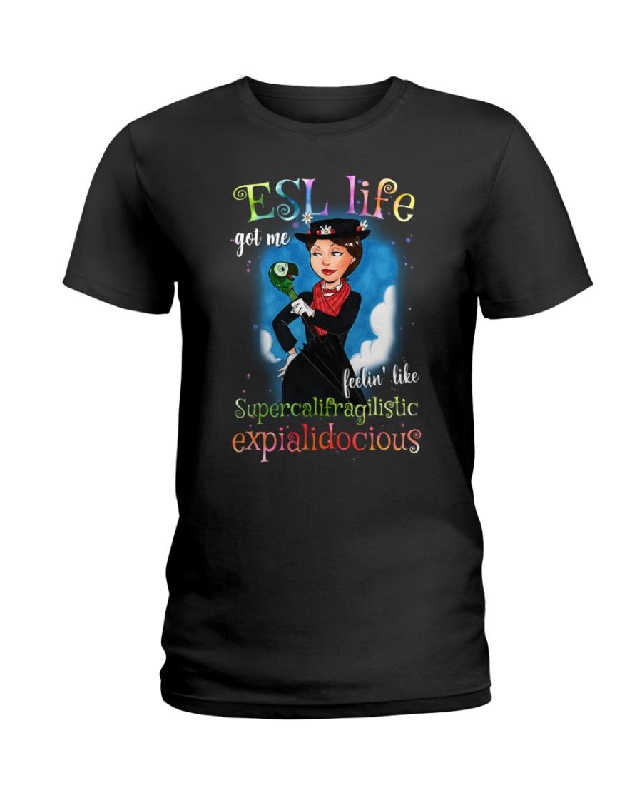 esl Ladies T-Shirt