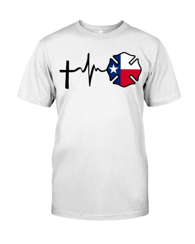 Faith Hope Love Texas Firefighters