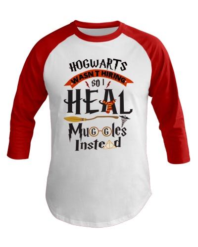 I heal muggles instead
