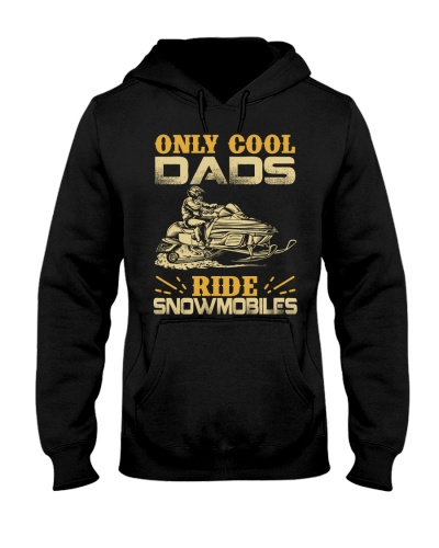 Snowmobile Cool Dads