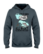 FISHING Hooded Sweatshirt thumbnail