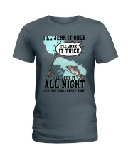 FISHING Ladies T-Shirt thumbnail