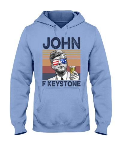 US Drink John F Keystone