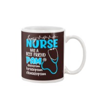 Nurse pam Mug tile
