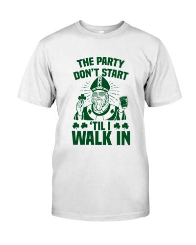 Irish the party