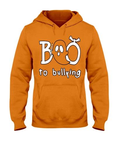 Teacher Boo to bullying