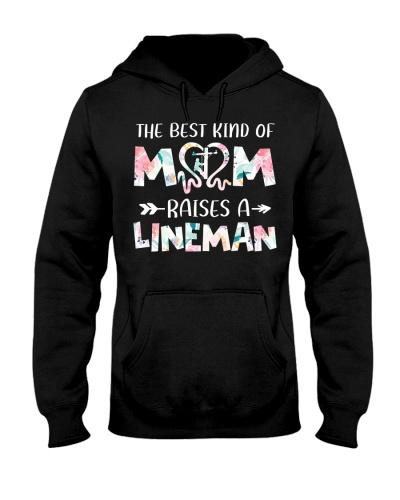 Lineman Best Kind Of Mom