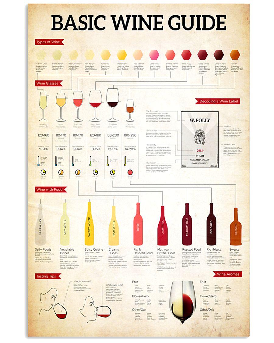 Wine 24x36 Poster