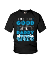 BIKER DAD Youth T-Shirt thumbnail