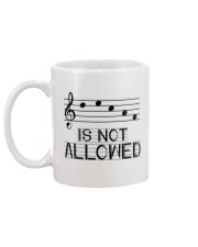 Music Teacher Mug back