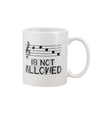 Music Teacher Mug front