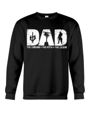 Dad  - The Lineman Crewneck Sweatshirt thumbnail
