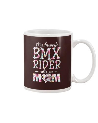 BMX Rider Mom