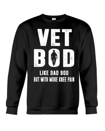 Veteran Bod like dad bod
