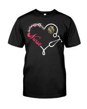 Oklahoma Nurse Classic T-Shirt thumbnail