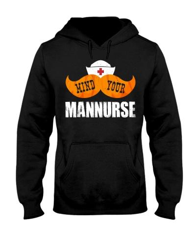 Nurse Mind Your Mannurse
