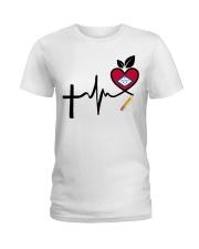 Arkansas Ladies T-Shirt front
