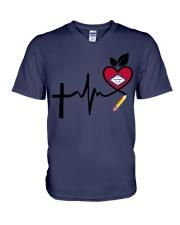 Arkansas V-Neck T-Shirt thumbnail