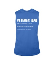 Dad Veteran  Sleeveless Tee thumbnail
