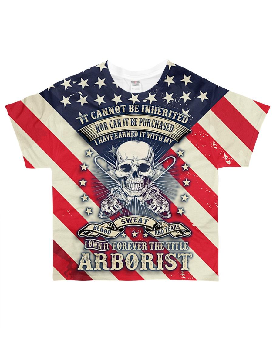 Arborist  All-over T-Shirt