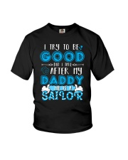 SAILOR Dad Youth T-Shirt front