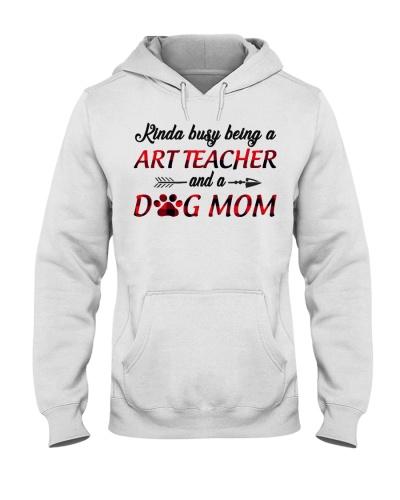 Kinda busy being a Art Teacher and a dog mom