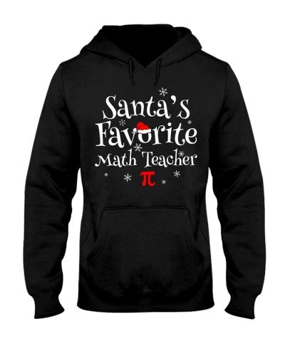 Santa's favorite Math teacher