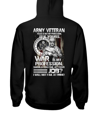 Army War Is My Profession