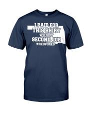 OKLAHOMA TEACHERS -  Classic T-Shirt thumbnail