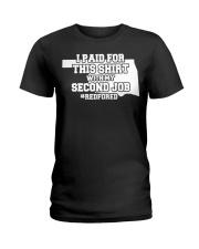 OKLAHOMA TEACHERS -  Ladies T-Shirt tile