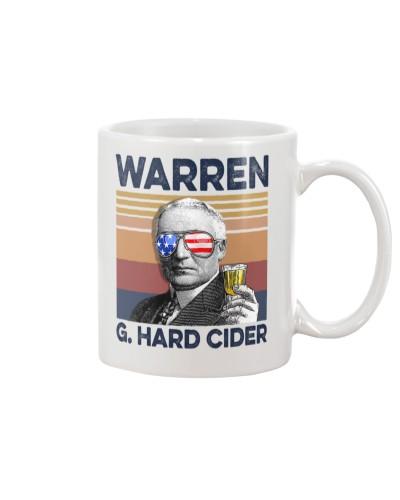 DrinkMugWhite Warren G Hard Cider