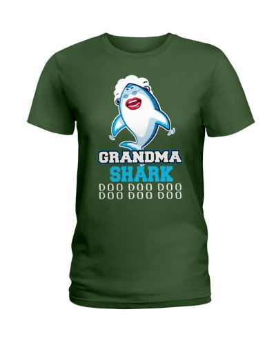Grandma  Shark Doo Doo Doo