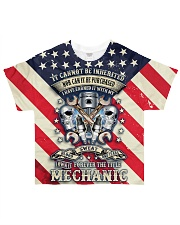 Mechanic All-over T-Shirt front