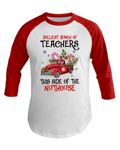 Jolliest bunch of Teachers