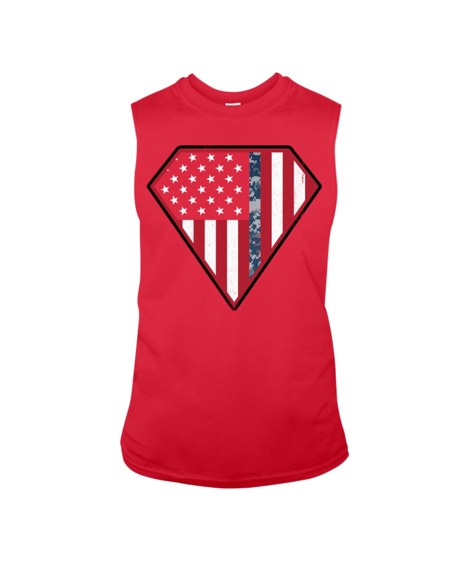 Nv Sleeveless Tee