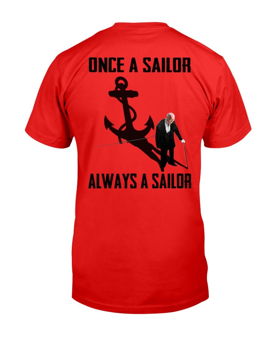 Sailor Classic T-Shirt showcase