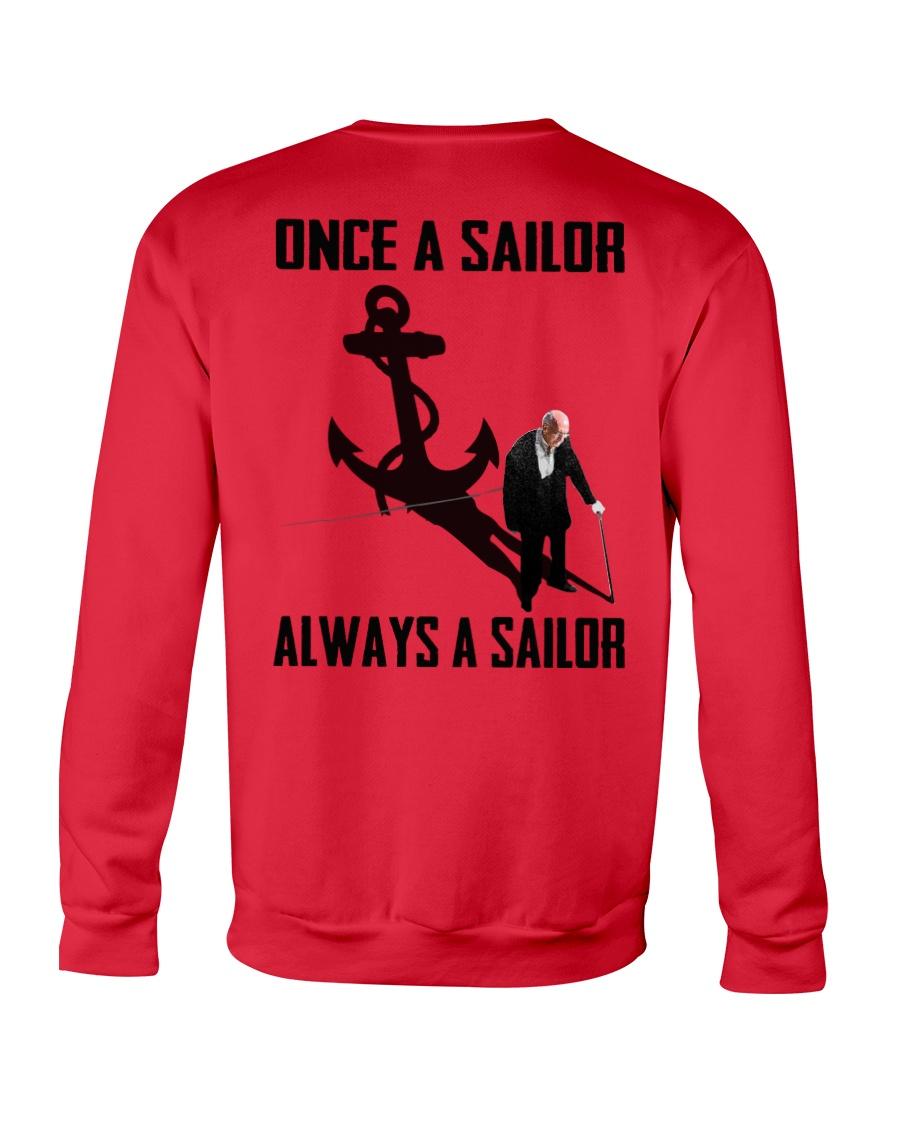 Sailor Crewneck Sweatshirt