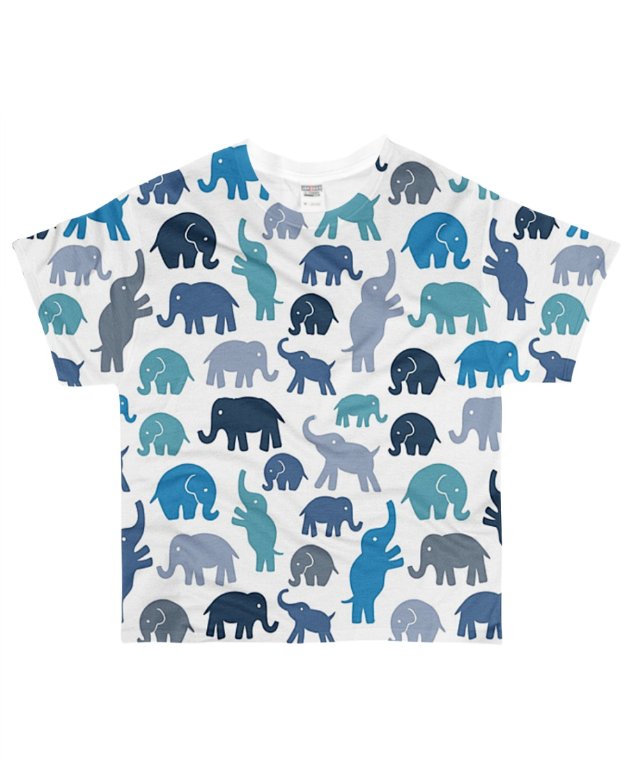 Elephant All-over T-Shirt