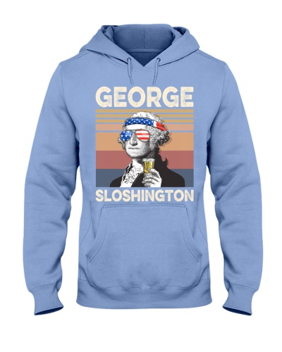 US Drink george sloshington