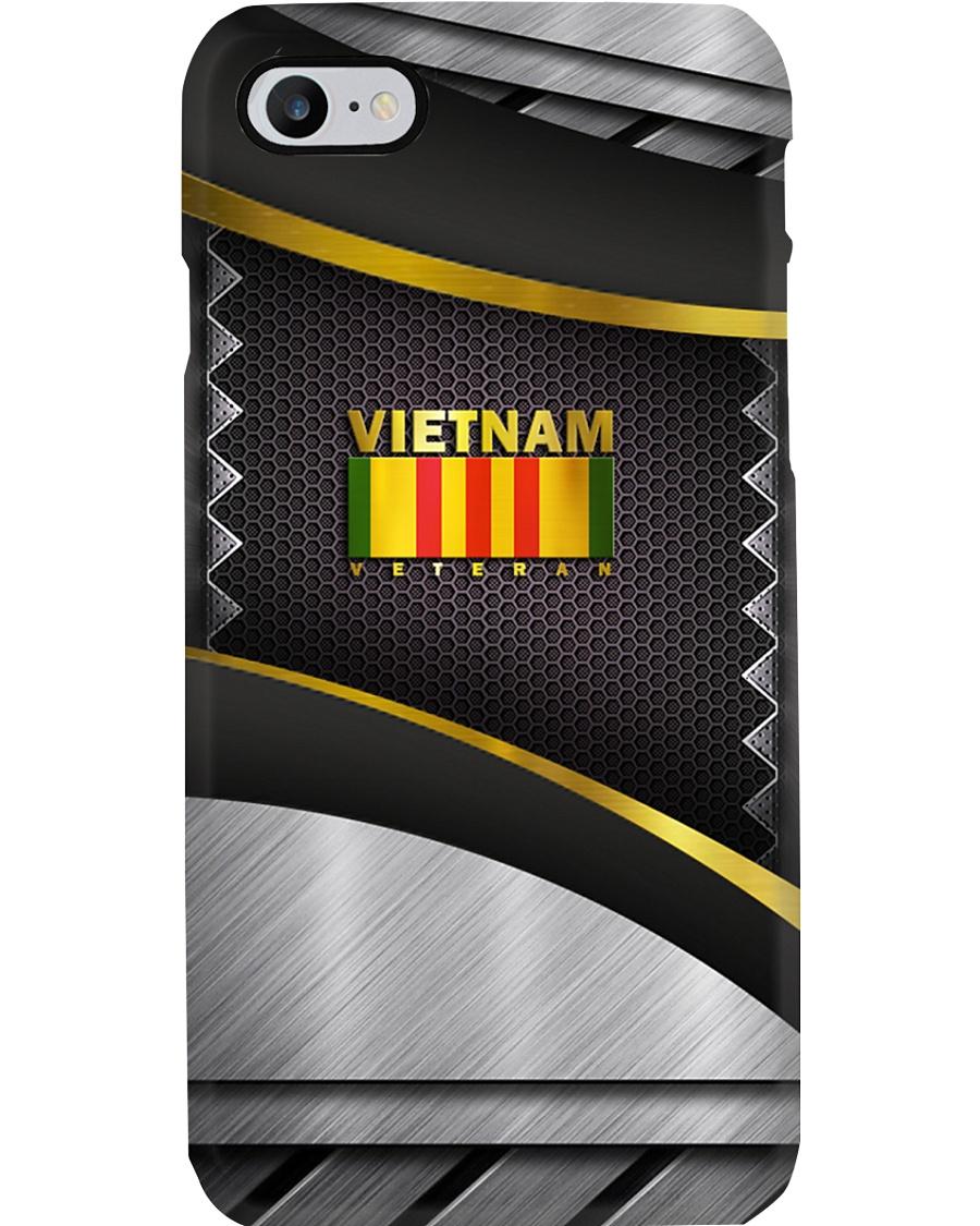 Vietnam Veteran Phone Case