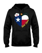 texas nurse Hooded Sweatshirt thumbnail