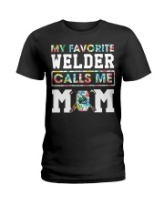 Welder Ladies T-Shirt front