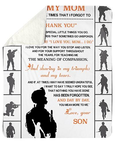 Veteran To my Mom
