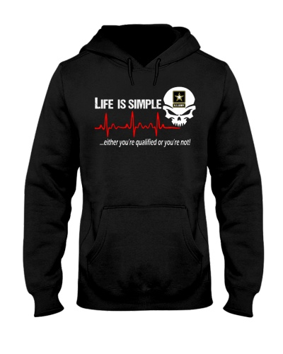 Army Life Is Simple