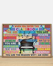 Music Teacher 36x24 Poster poster-landscape-36x24-lifestyle-03