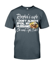 ROOFER WIFE Classic T-Shirt thumbnail