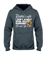 ROOFER WIFE Hooded Sweatshirt thumbnail