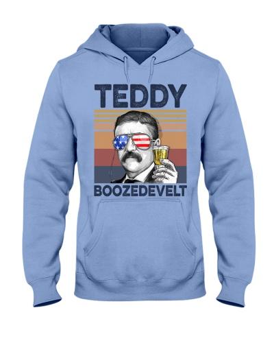 US Drink Teddy Boozedevelt