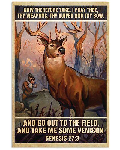 Hunting I Pray Thee